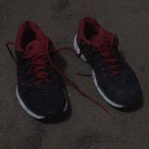 Nike Finger Lunar traps